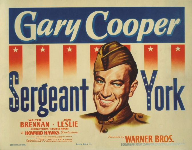 """South Florida Museum Screens 'Sergeant York' For New Series: """"An American Legacy"""""""
