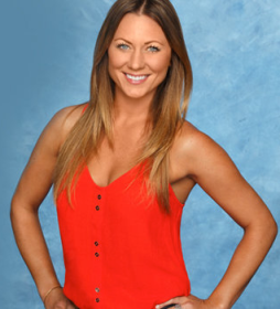 Renee Oteri (picture courtesy The Bachelor)