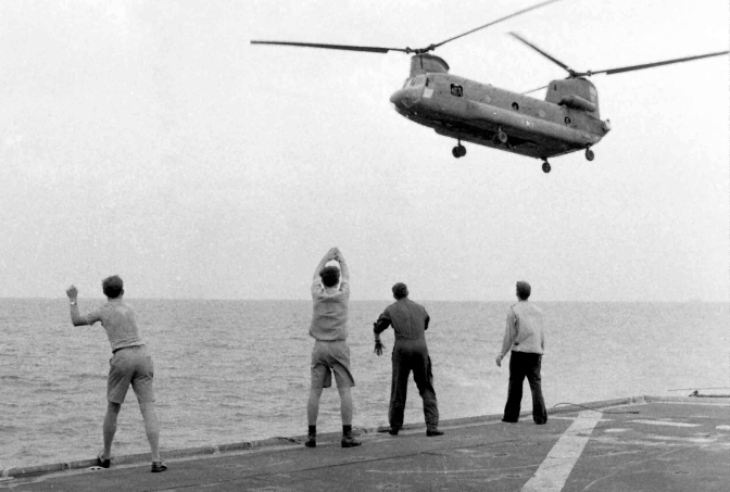 Rory Kennedy: Last Days in Vietnam holds lessons on how to end, or how not to end, a war