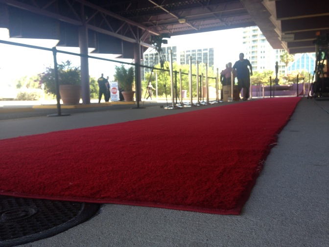 Roll out the red carpet for SFF
