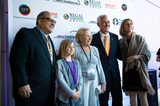 Photo Gallery: Sarasota Film Festival 2014 Opening Night Red Carpet