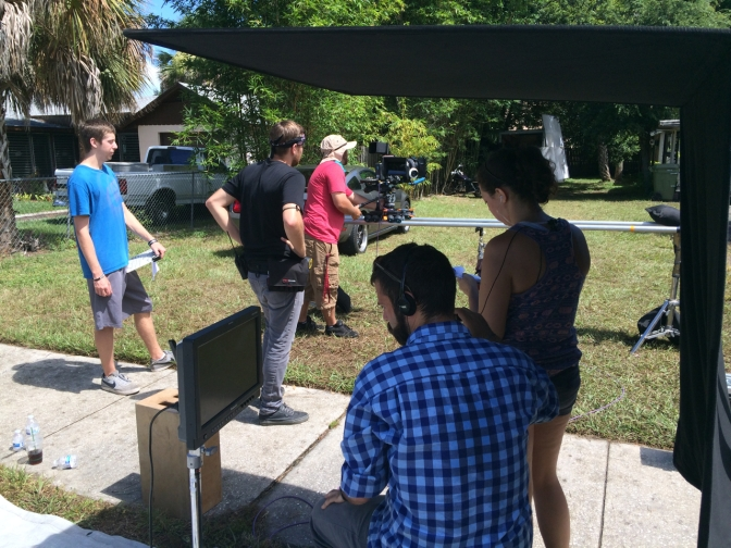 Paradise, FL Crew Wraps Shoot in Southwest Florida