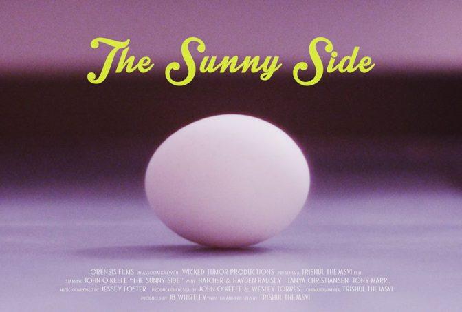 "The Sunny Side: Bradenton Filmmaker Takes ""Most Outrageous"" at Orlando International Film Festival"