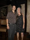Gilberto Noriega, Barbara Huntoon