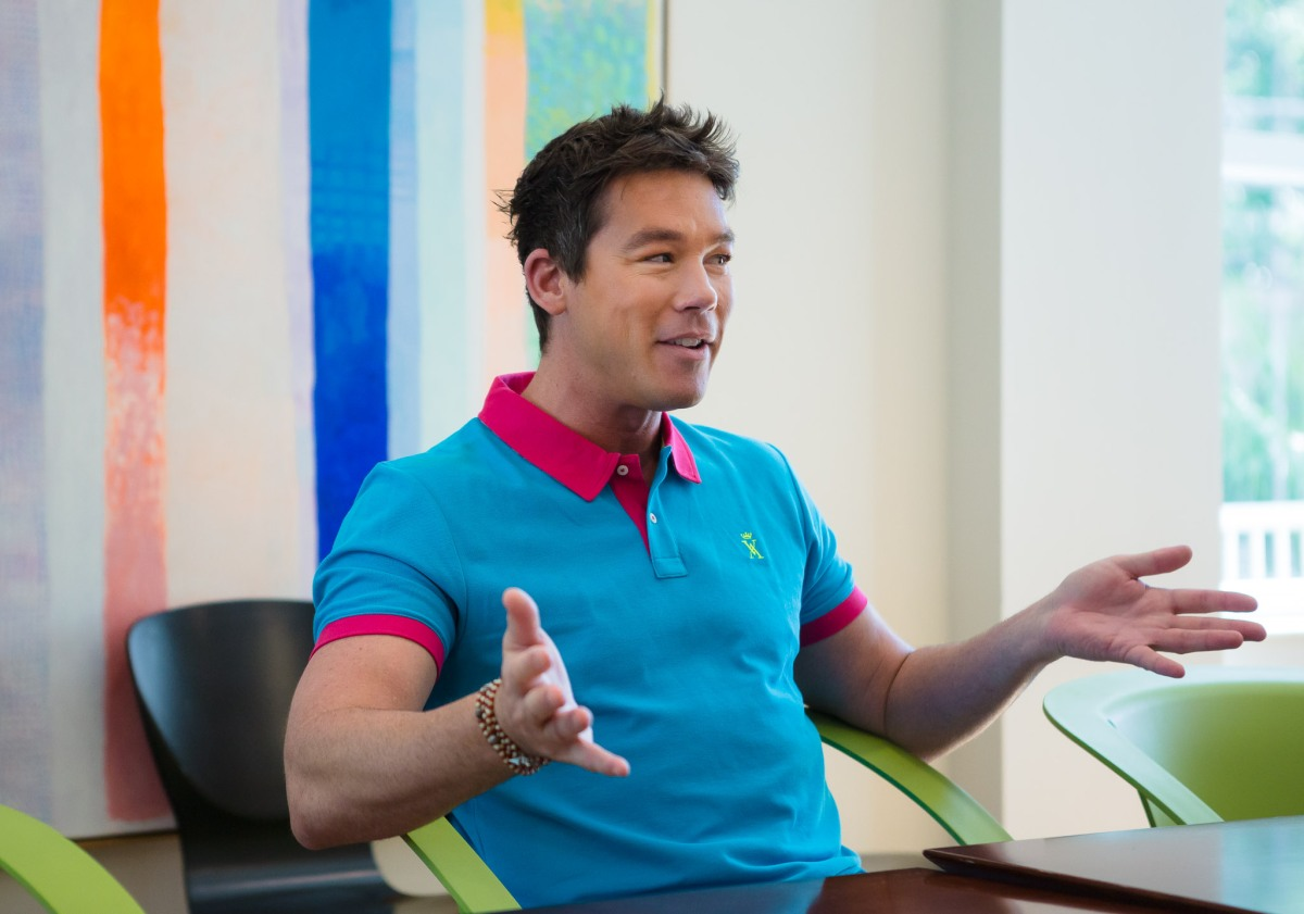 David Bromstad From Animation Dreams To Design Stardom
