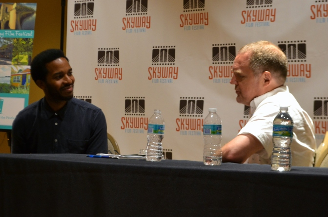 Andre Holland talks race and teases The Knick at Skyway Film Festival