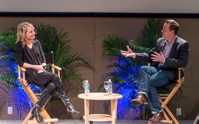 Helen Hunt says filmmaking process in constant change