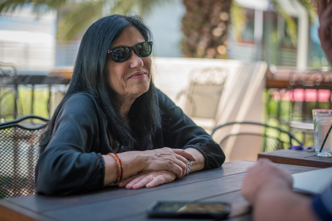 Kopple returns to Sarasota with Sharon Jones doc