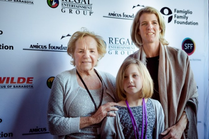 Rory Kennedy kicks off Sarasota Film Festival today